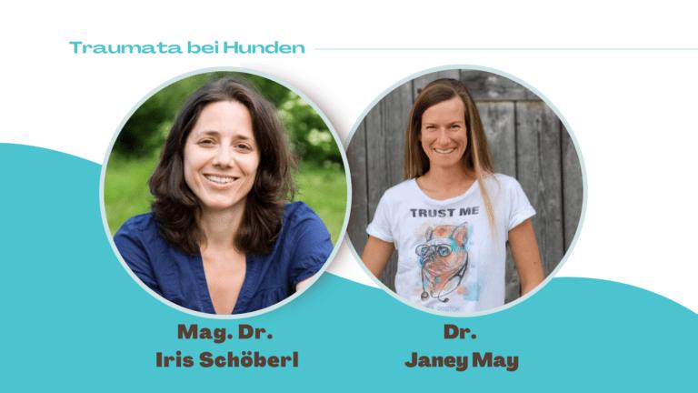 Mag.Dr. Iris Schöberl und Dr. Janey May
