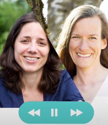 Fotos von Dr. Janey May und Dr. Iris Schöberl